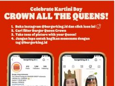 crown all the queens | Burger King