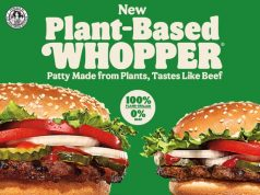Menu Alternative Nabati, Plant-Based Whopper® |IST