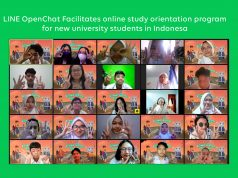 Layanan LINE Openchat | IST